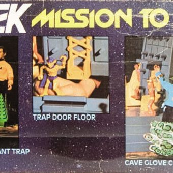 Vaal the Right Moves: Remembering Mego's Mission to Gamma Playset (1976)