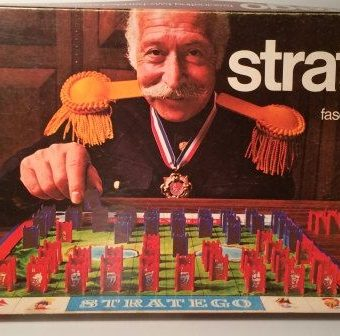 Capturing the Enemy's Flag for 55 Years: Celebrating Milton Bradley's Stratego