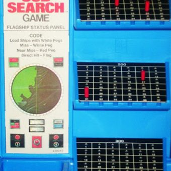 Beyond Battleship: Remembering Milton Bradley's Sub Search