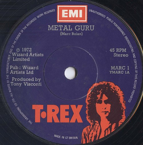 metal-guru-by-trex-single-1972_6837463893_o