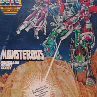Before Transformers There Were Gobots: Apart they're Awful – Together They're Monsterous