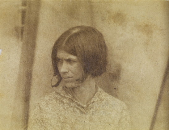 Portrait of a patient from Surrey County Asylum, no. 13
