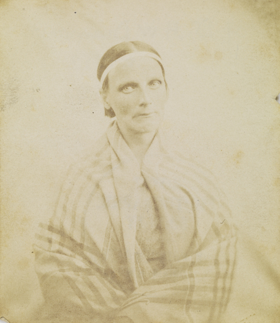 Portait of a patient from Surrey County Asylum, no. 9