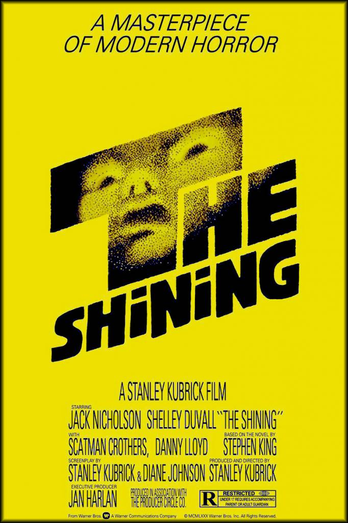 the shining bass saul poster