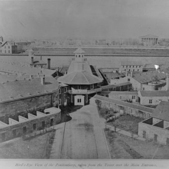 Benjamin Franklin Forced Enlightenment On Isolated Prisoners Inside The World's First Penitentiary