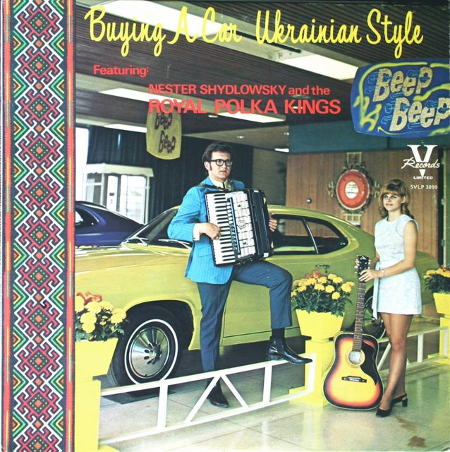 record Buying a Car Ukrainian Style