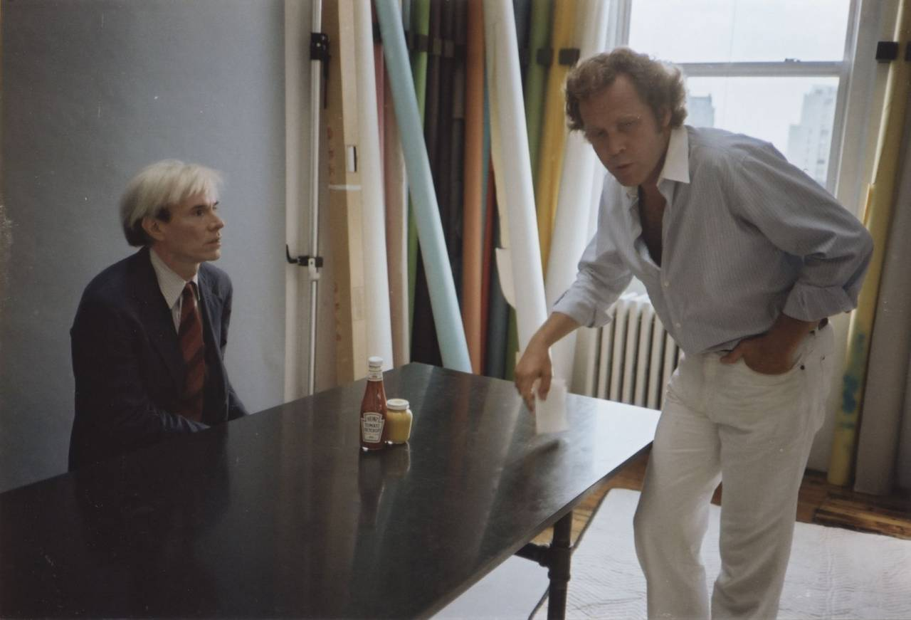 Leth and Warhol