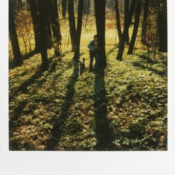 Andrei Tarkovsky's Sublime Polaroids‎ (And Free Films)