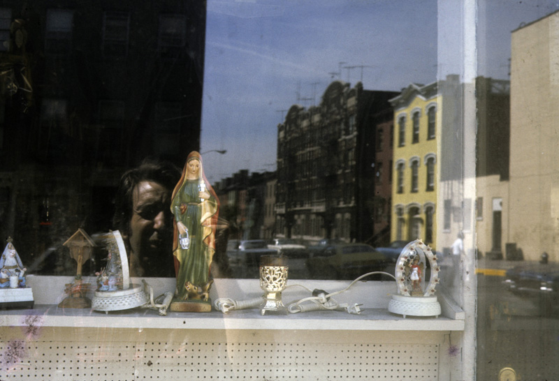 Brooklyn in the 1970s, by Irwin Klein
