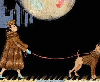 Lady Day And Mister: Billy Holiday's Canine Partners In Crime