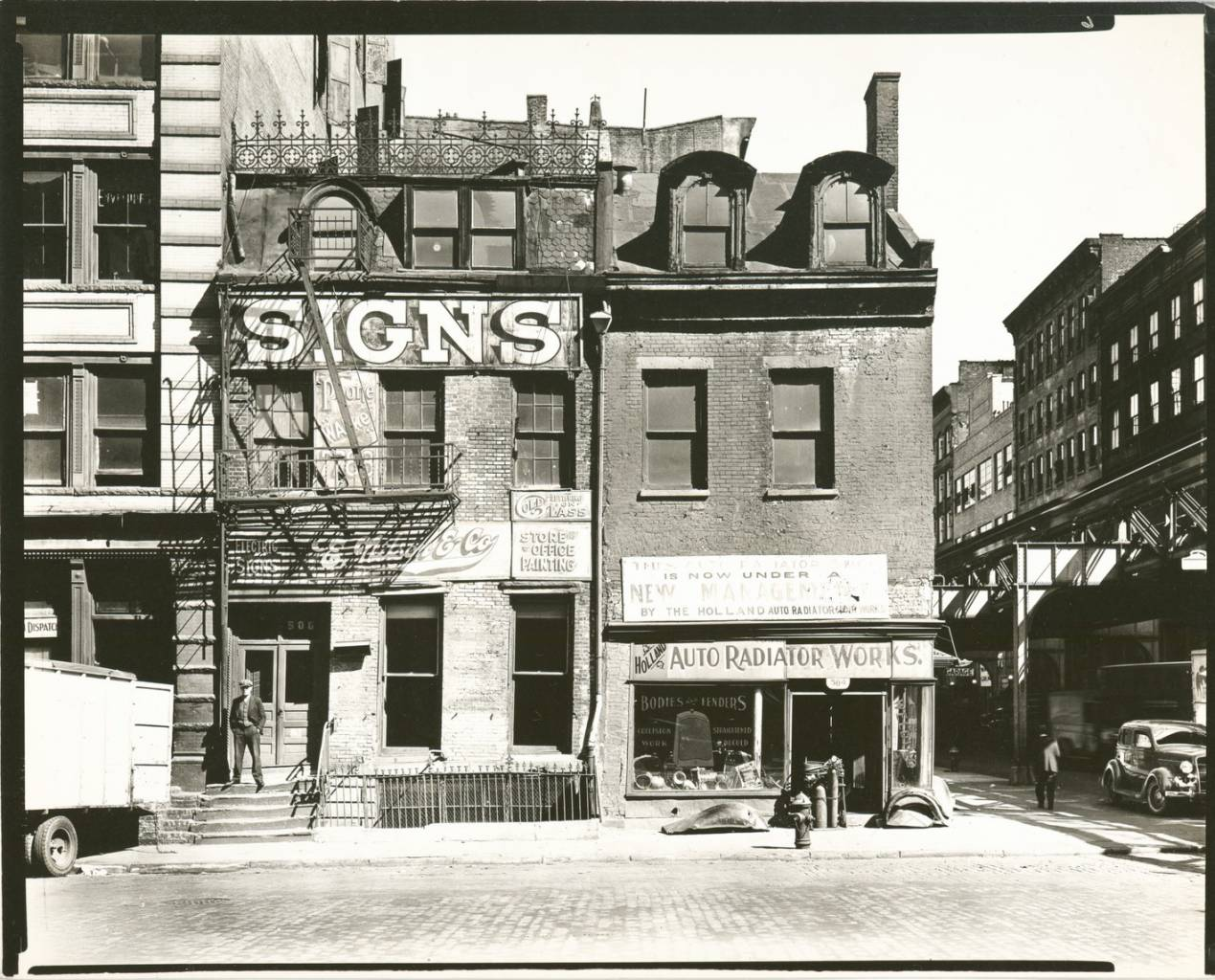 Broome Street, Nos. 504-506, Manhattan