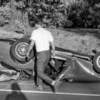 Old Auto Accidents in Fresno (1960 – 1966)