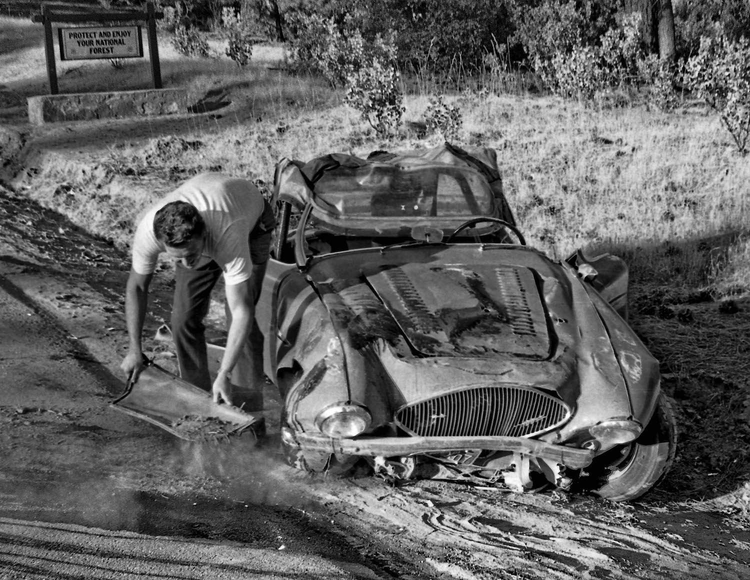 Old Auto Accidents In Fresno 1960 1966