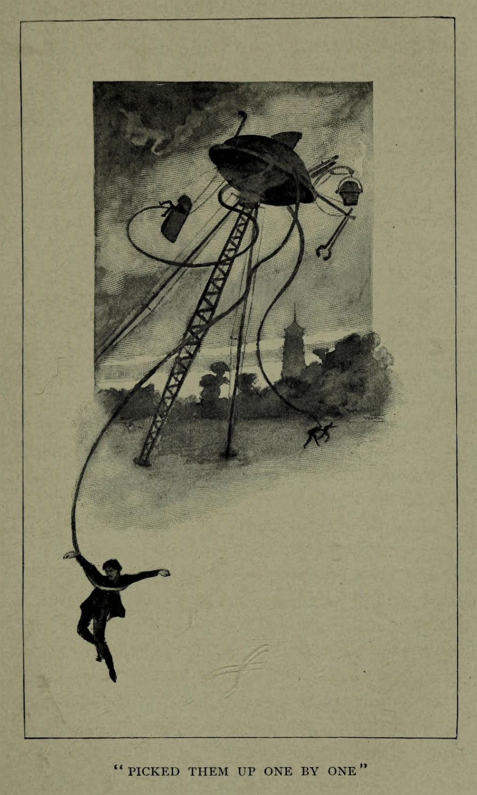 h g wells' the war of the In his new book the war of the worlds: from hg wells to orson welles, jeff  wayne, steven spielberg and beyond, author peter beck.