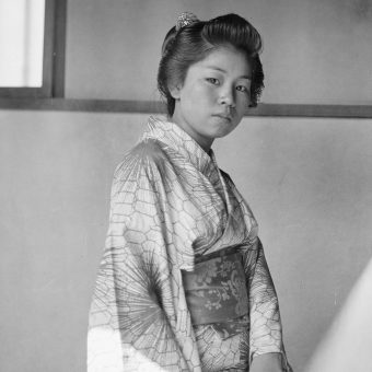 Arnold Genthe's Fascinating Photos of Japan In 1908