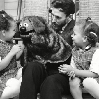 Jim Henson Teaches Us How To Make A Muppet In 1969