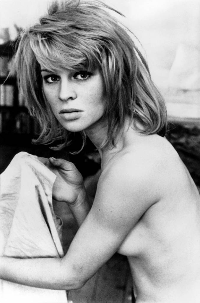 Julie Christie by Terence Donovan, 1962