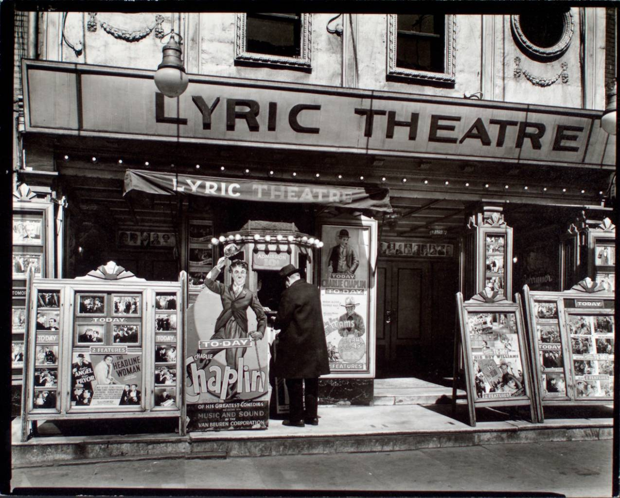 Lyric Theatre, Third Avenue between 12th and 13th street, Manhattan