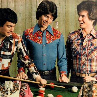 Boys Dressing Badly: 1978 Montgomery Ward Junior Fashions