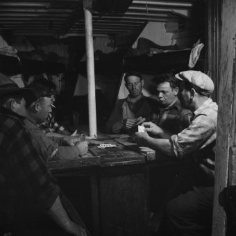 Life Aboard The Alden Fishing Boat Out of Gloucester, Massachusetts (June 1943)