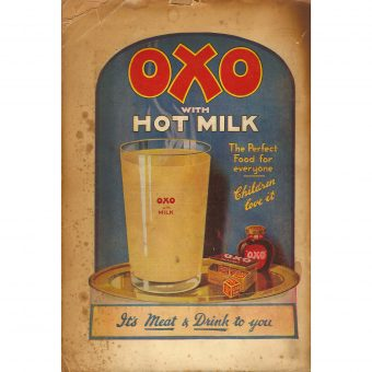 """It's Meat and Drink to You"" – 100 Years of Oxo Cube Adverts"