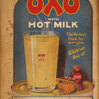 """Beef in Brief"" – 100 Years of Oxo Cube Ads"