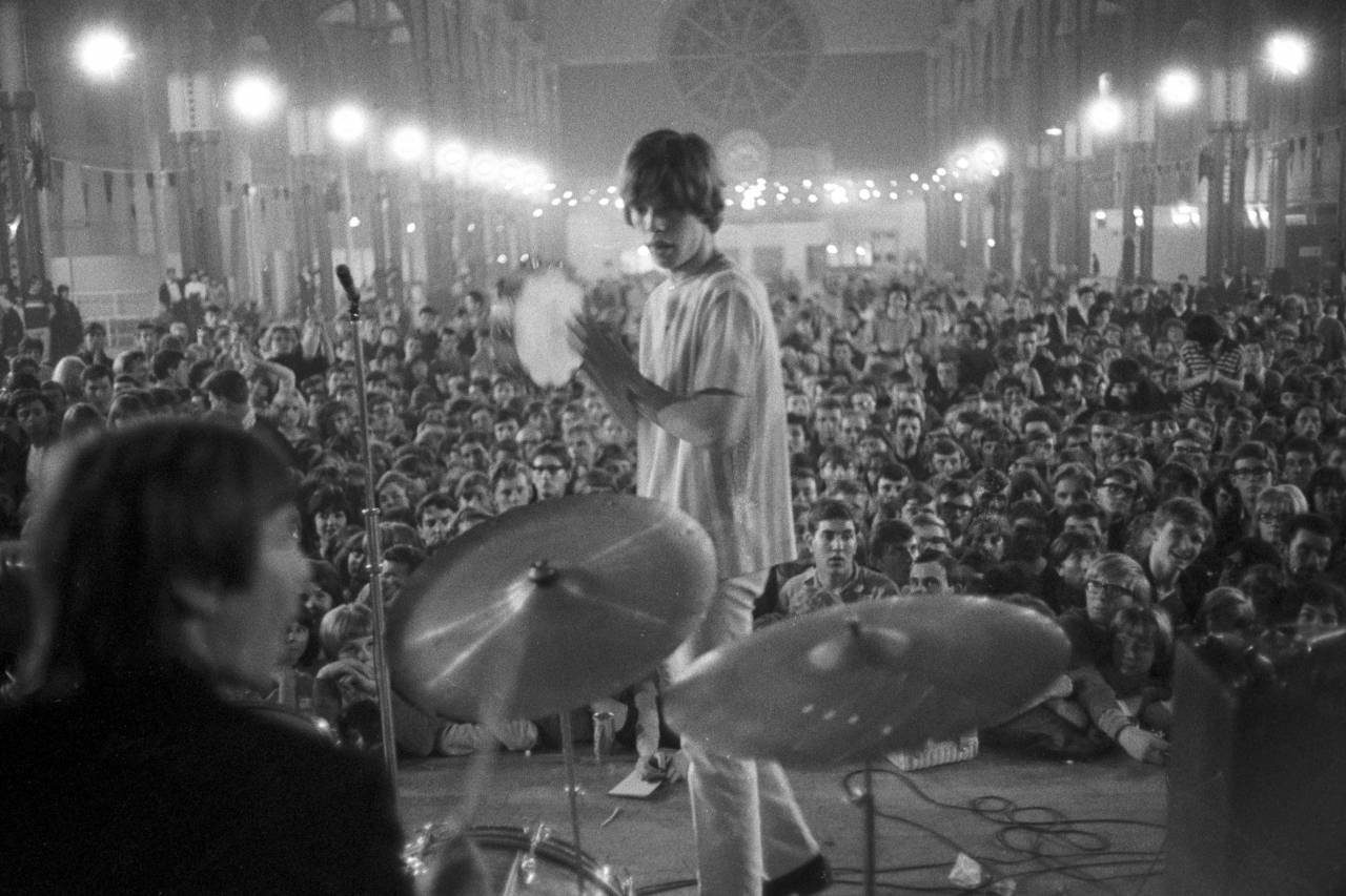 The Rolling Stones 1964 Alexandra Palace,