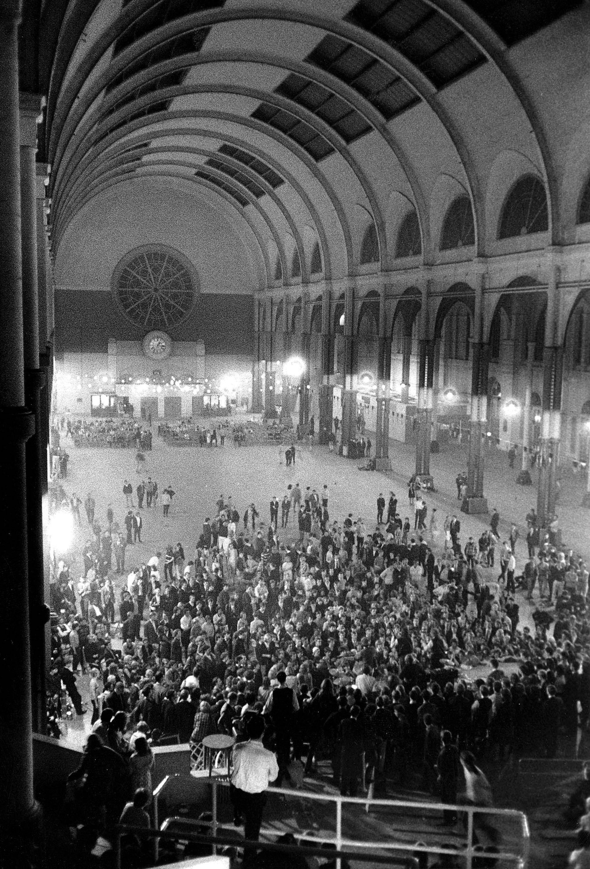 The Rolling Stones 1964 Alexandra Palace All Night Rave