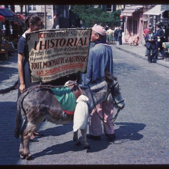 24 Color Photographs of Paris From May 1960: The Cushman Tour