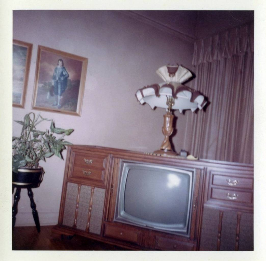 1960s TV found photos