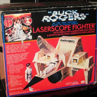 25th Century Toys, Circa 1979: Remembering Buck Rogers Collectibles