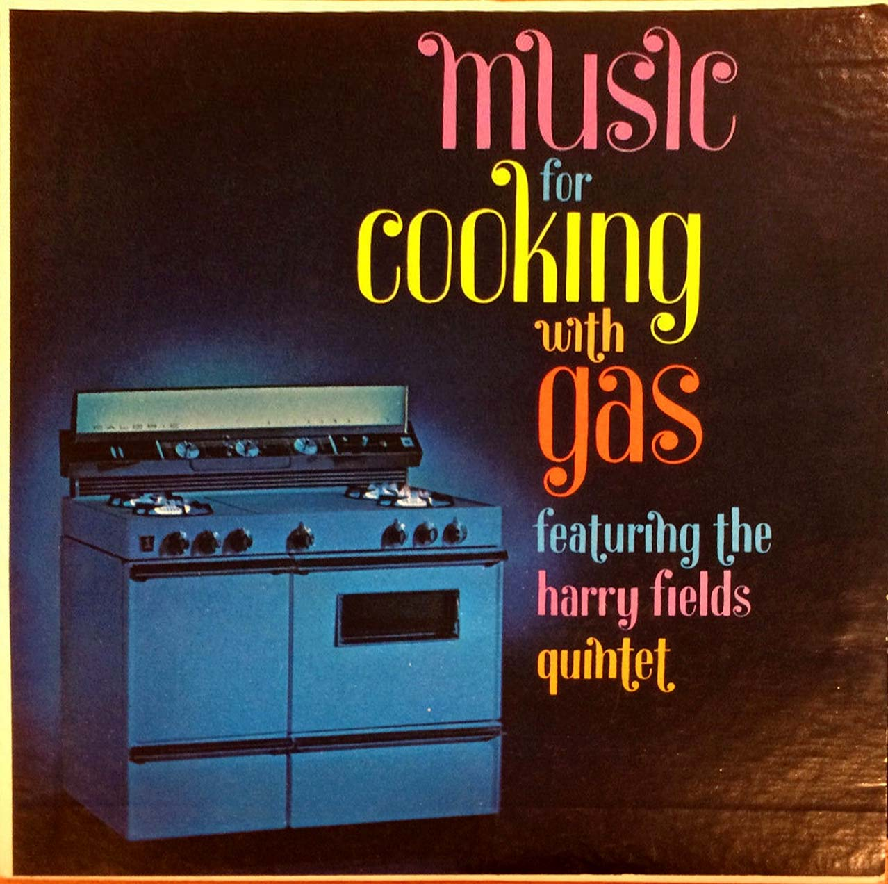 music for cooking with gas