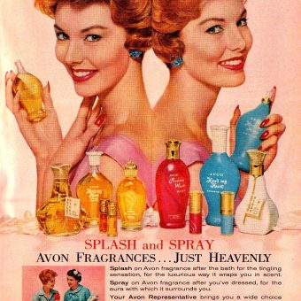 Smells Like Only Yesterday: Vintage Perfume Advertising