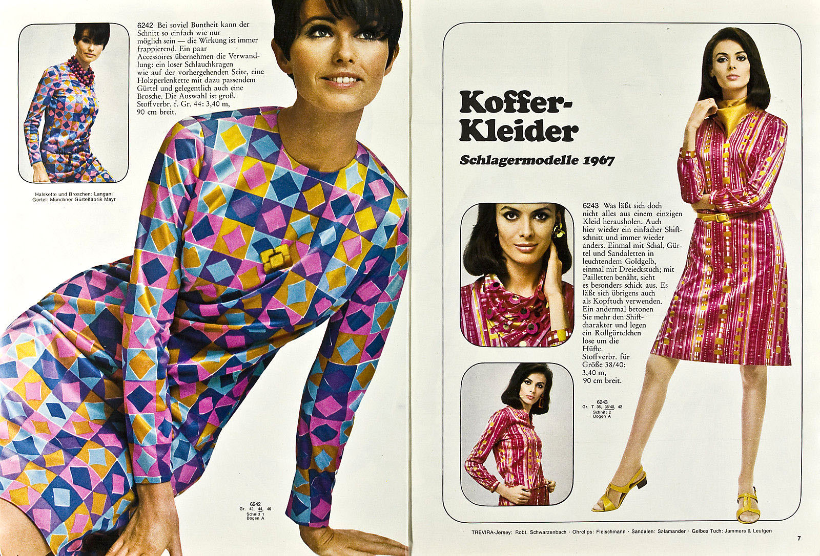 1967 Burda (German magazine) 2