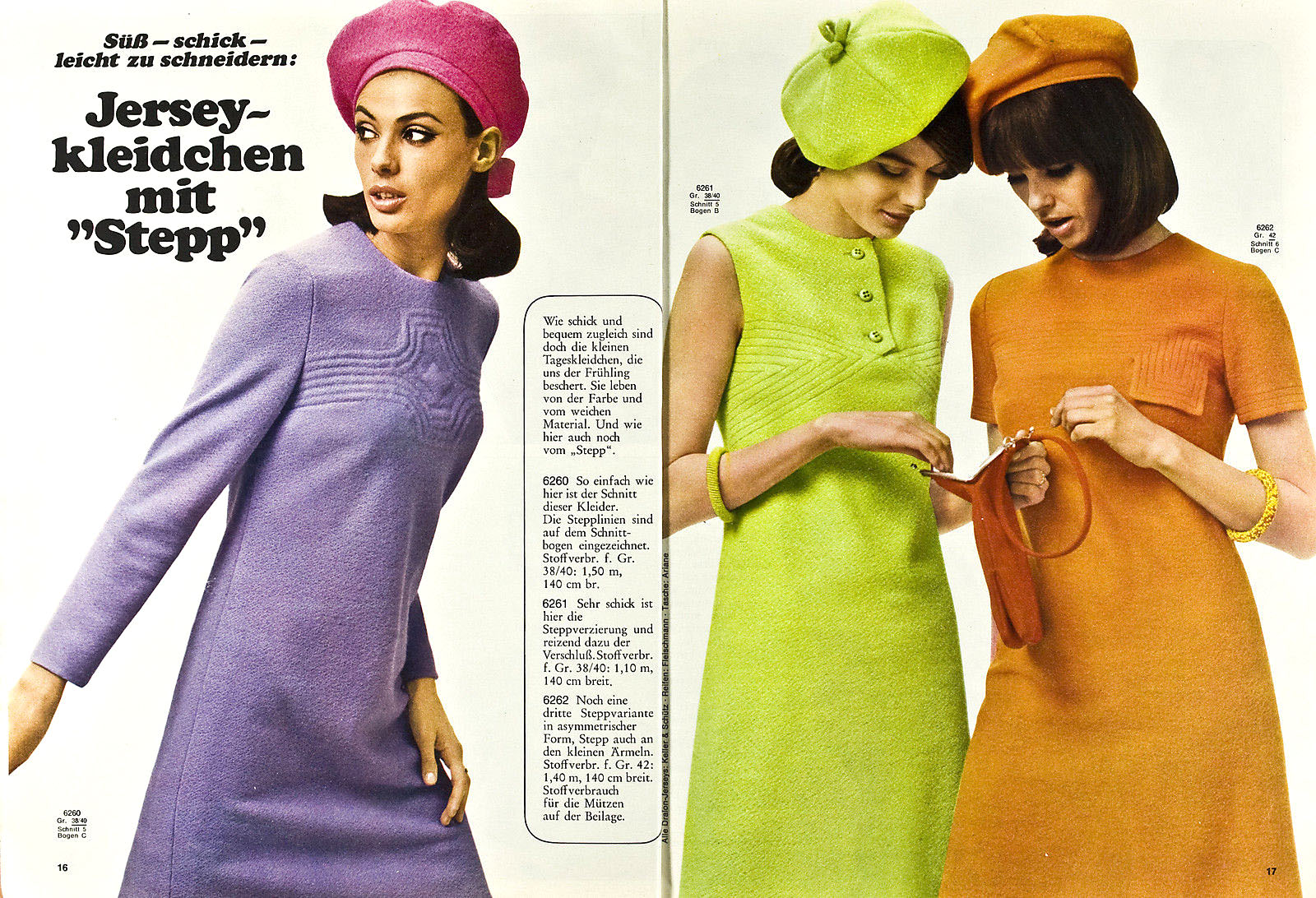 1967 Burda (German magazine) 7
