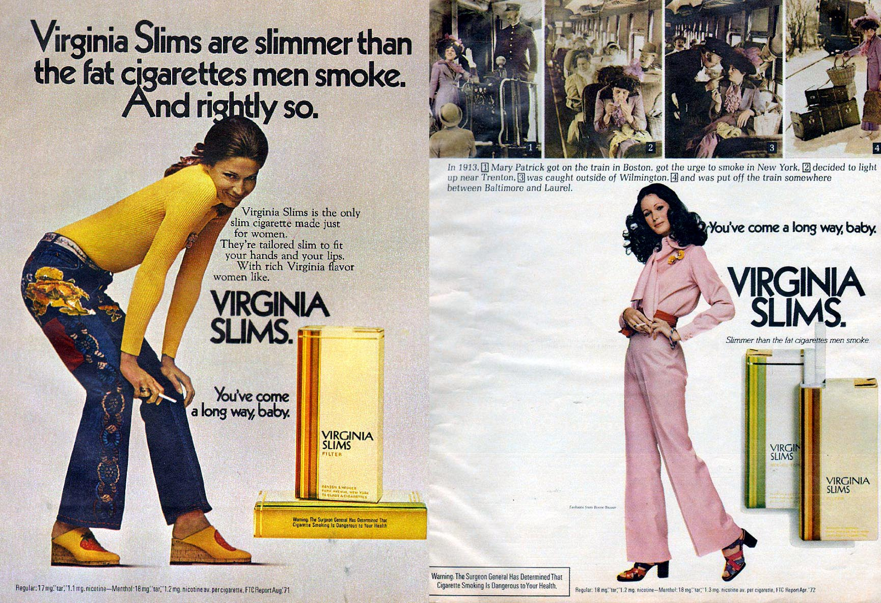 1972 virginia slims