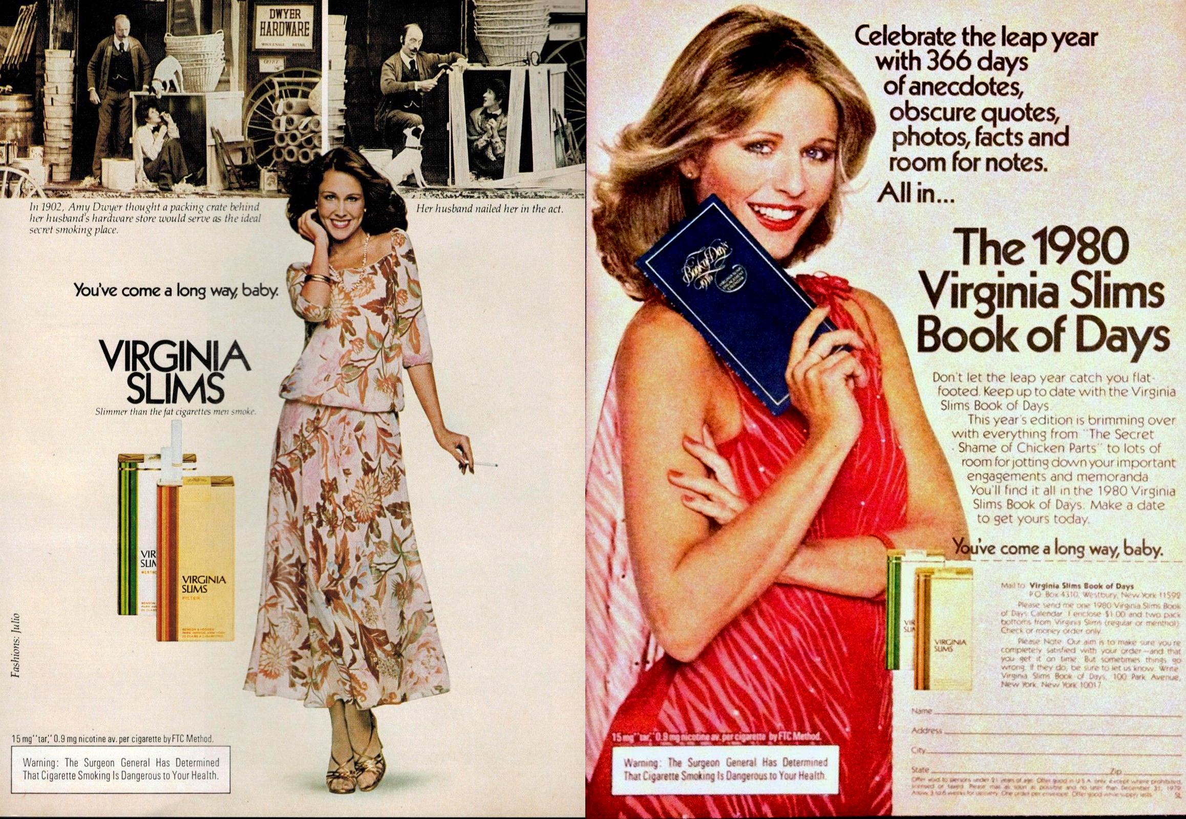 1979 virginia slims