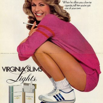 You've Come A Long Way, Baby: Virginia Slims Advertising Year By Year