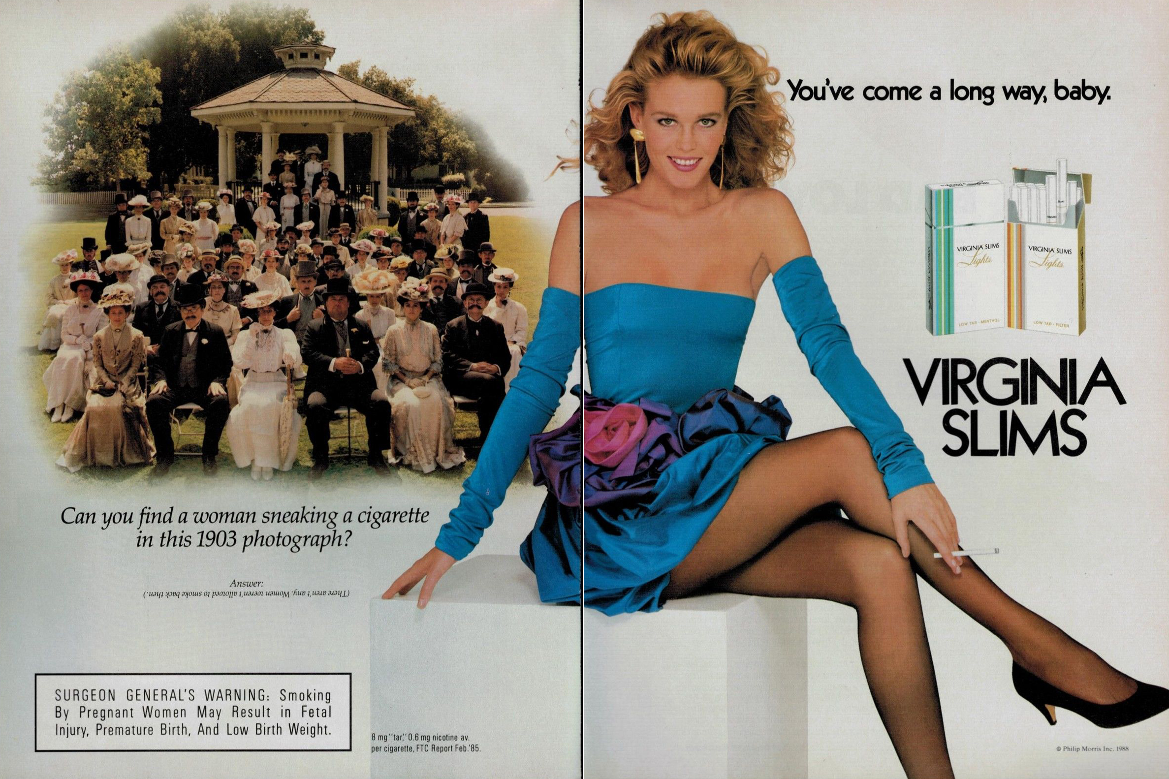 1988 Virginia Slims