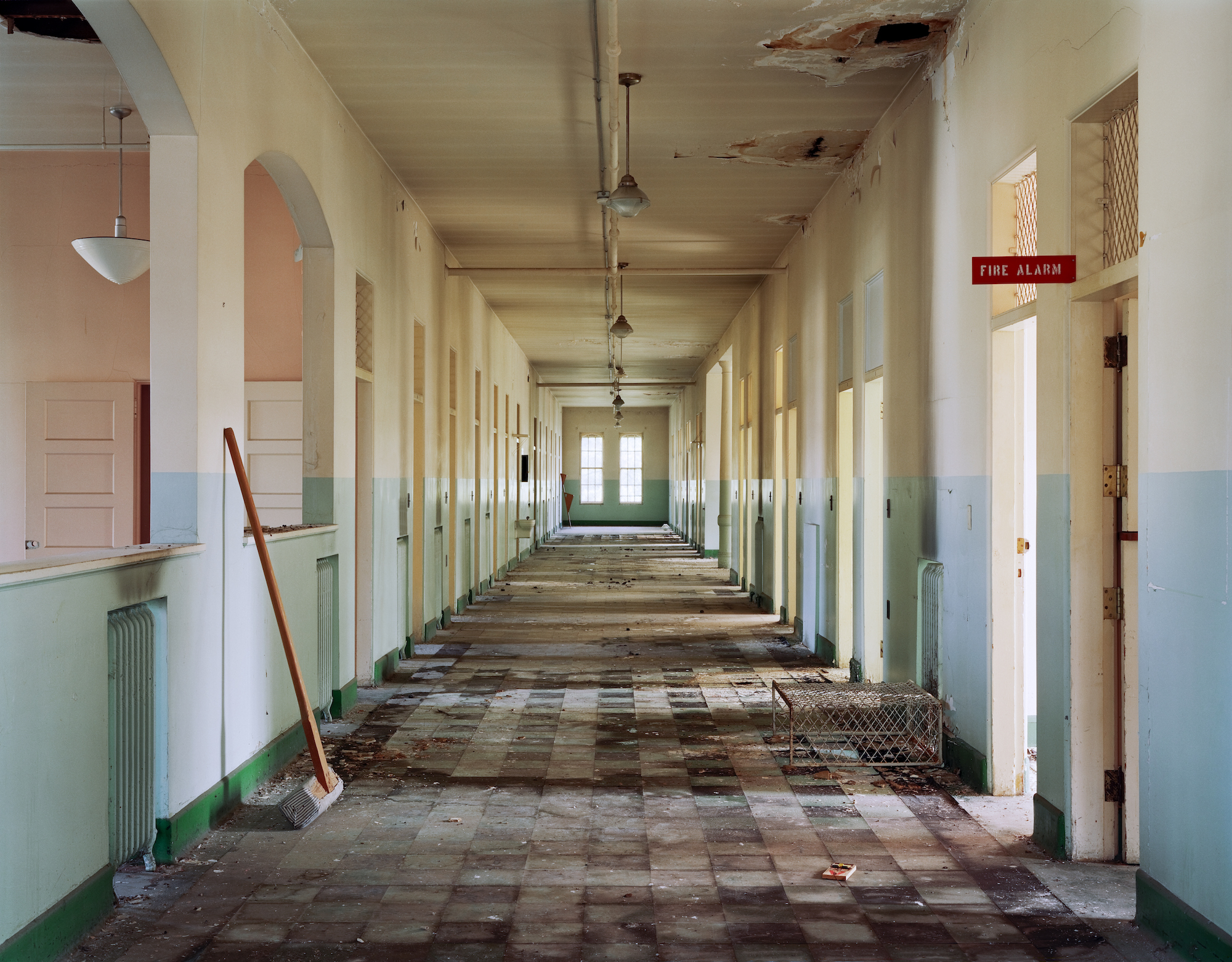 Asylum Inside The Ruins Of America S Vast Mental
