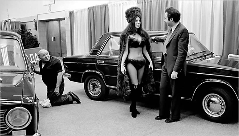 1973 new york car show