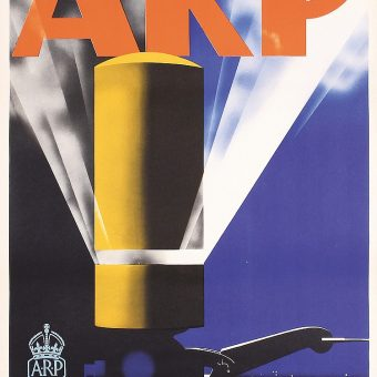 The Glorious WW2 Posters of Patrick Cokayne Keely