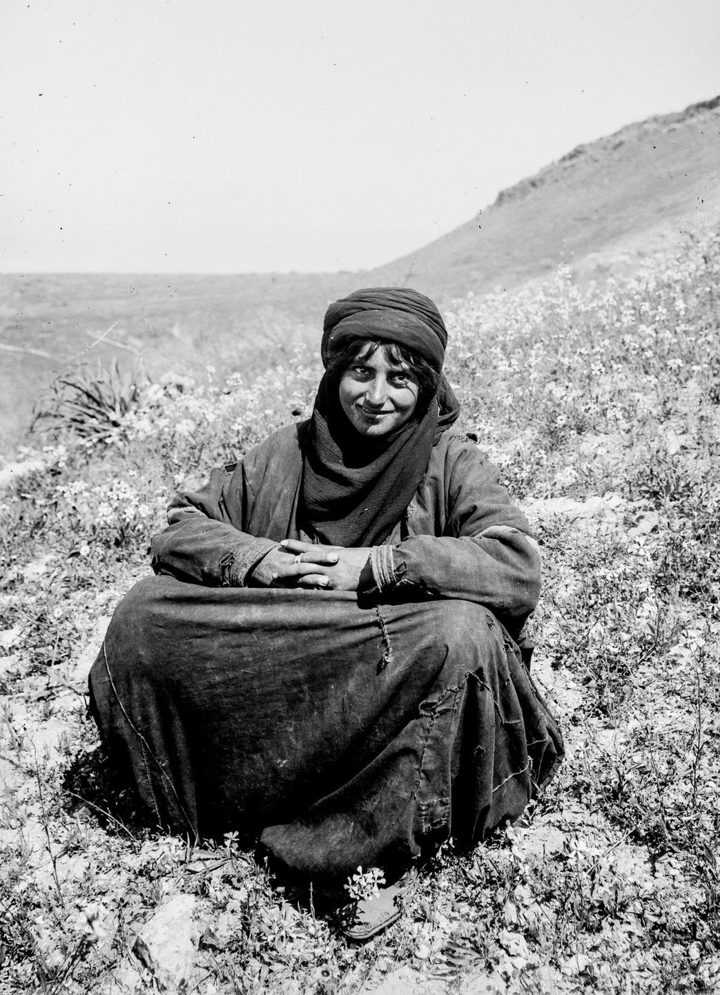 American Colony Photo Department, the Matson Photo Service, Bedouins 1898, Jérusalem, Palestine, Égypte