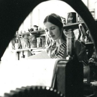 Studio Prints: At A Printmaker's Workshop In Kentish Town (1970)