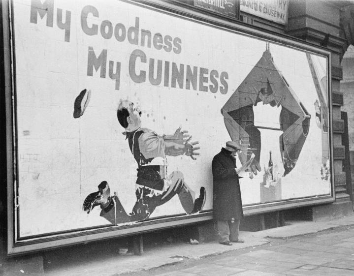 Elephant & Castle, 1949, My Goodness Guinness
