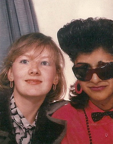FRIENDS CHRISTINE & SUZI 1982