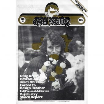 """Actionpacked Gayness"" – The First Issues of Gay News from 1972"