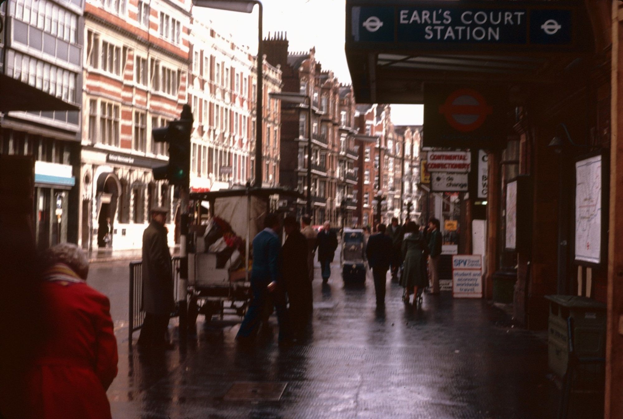 London 1979 colour color