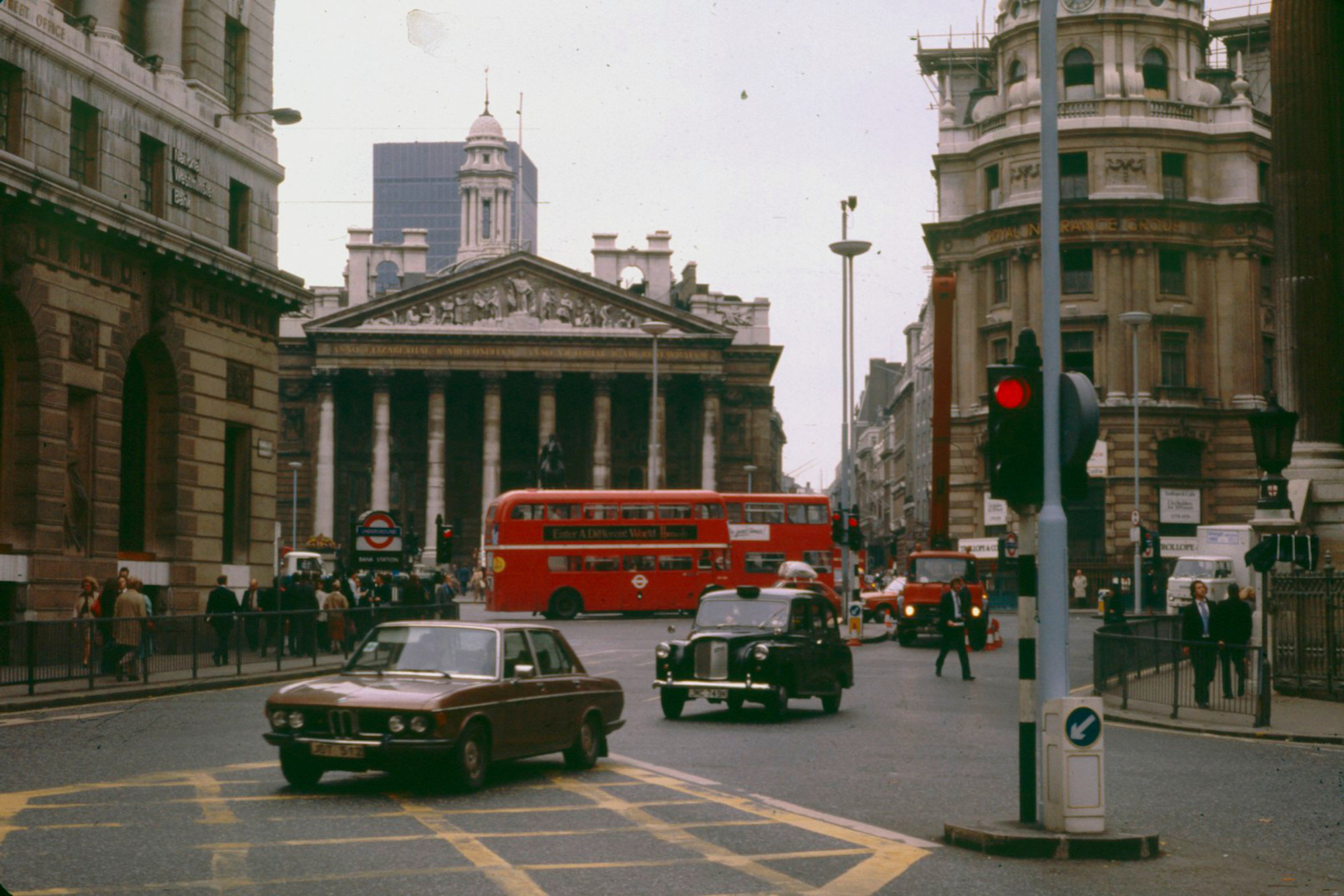 1978 London Bank of England