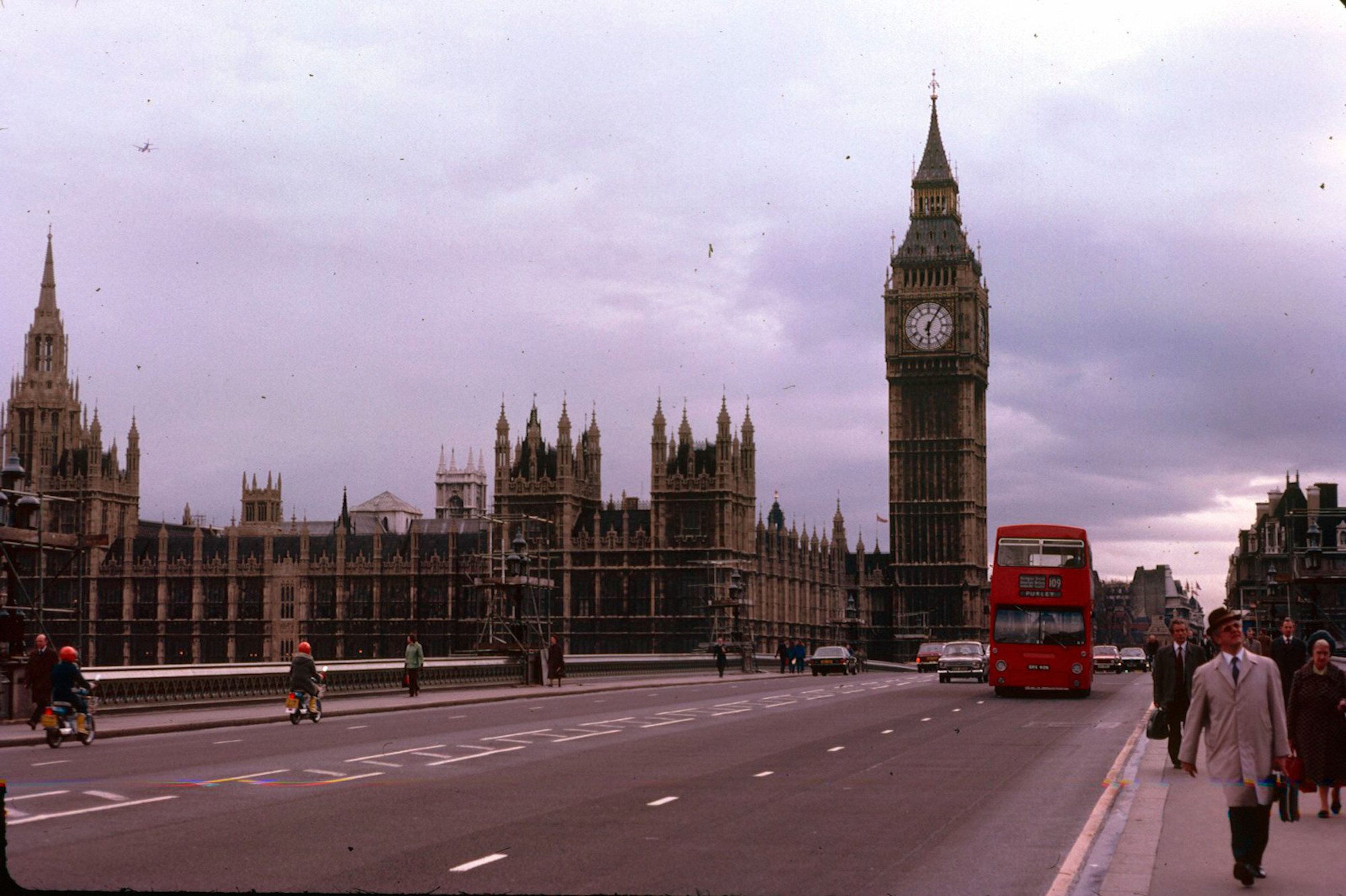 London 1979 Westminster